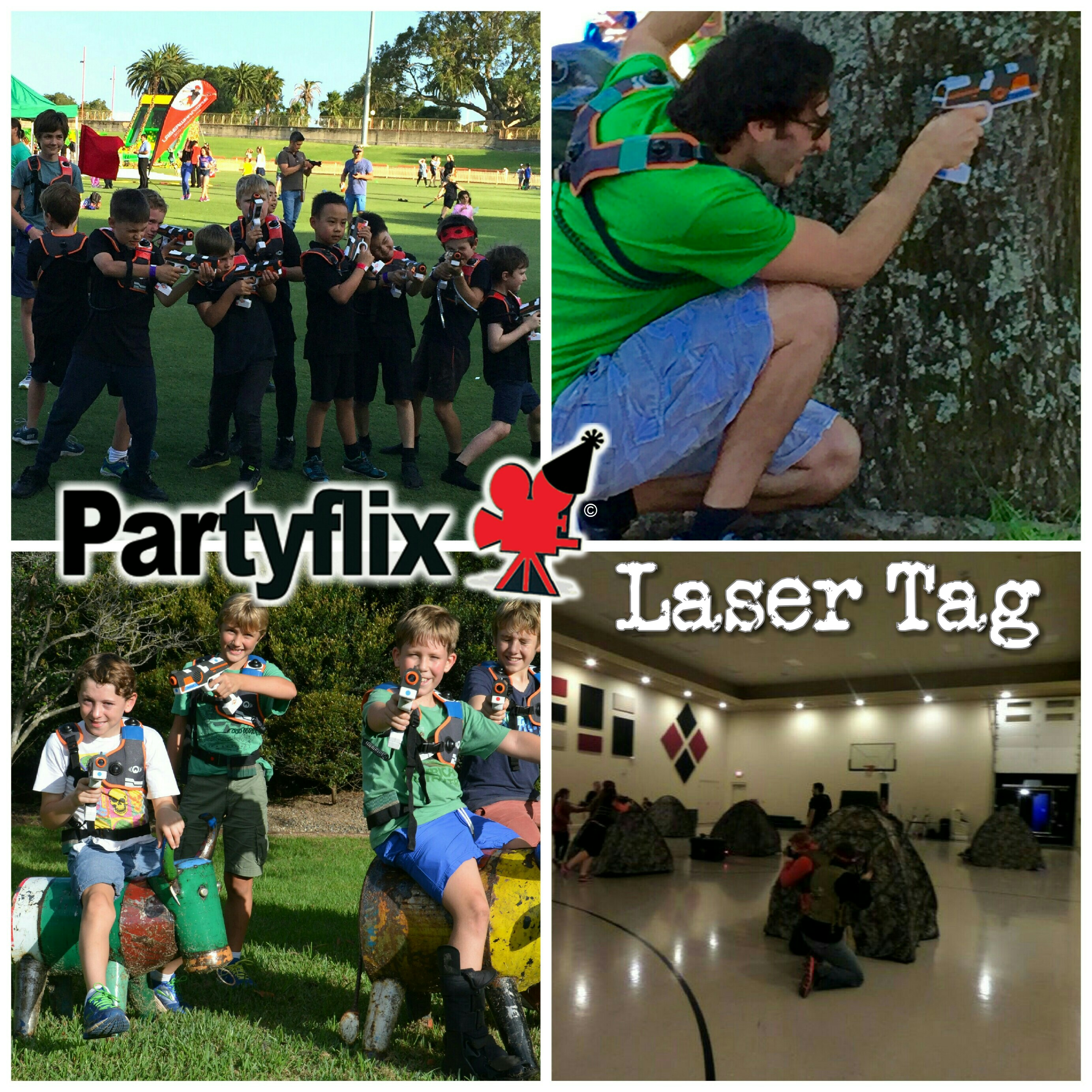 cool Laser Tag Rental in Miami